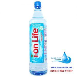nước khoáng ion life 1250ml
