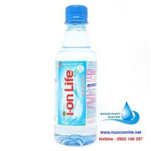 nước khoáng ion life 330ml