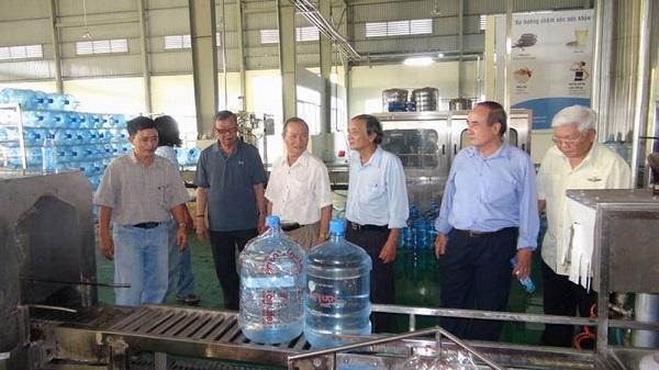 Quy trình sản xuất nước kiềm Ion - Life