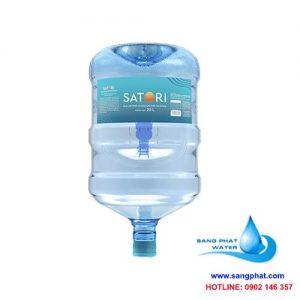 Hình ảnh nước satori 20l chính hãng